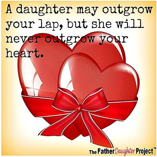 Never Outgrow Your Heart